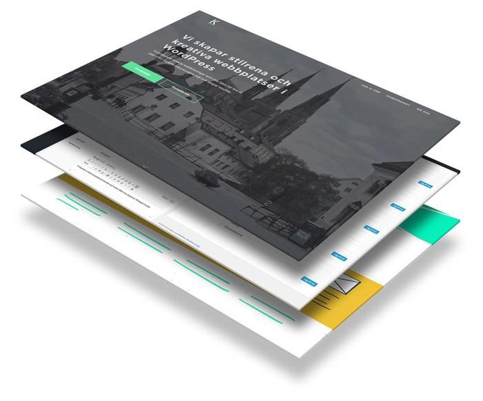 Webbdesign och hemsidor från Knutar Webbyrå -mobil